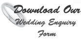 Wedding Enquiry Form